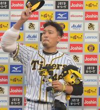 秋山、鯉キラーぶり発揮!省エネ投球で自身5連勝。