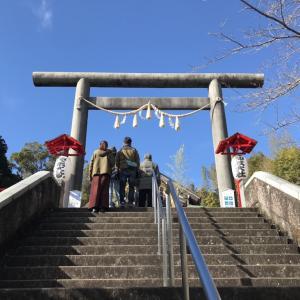 2021お正月_車中泊しながら伊勢神宮へ行ってきましたPart1