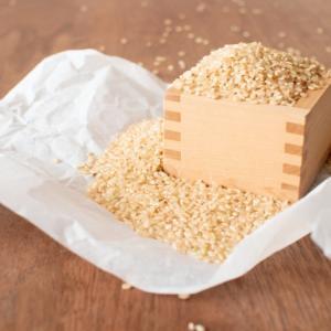 玄米の品種のこだわり