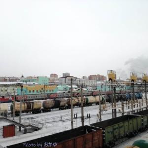 シベリア鉄道横断旅行記4:ハバロフスク出発~ウラン=ウデ到着まで