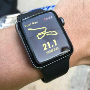 ハーフマラソン初心者向け 前日の準備・練習・過ごし方 実例