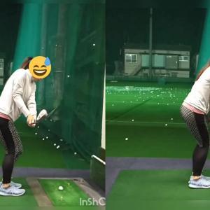 【ゴルフ練習記録】アプローチに悩む初心者 テイクバックのコントロールは難しい