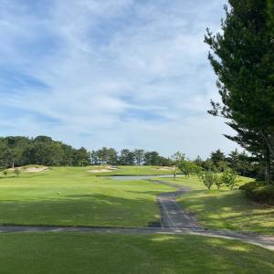 【ホームコースでゴルフ】初めての過大申告も。苦手を克服できない研修会ラウンド