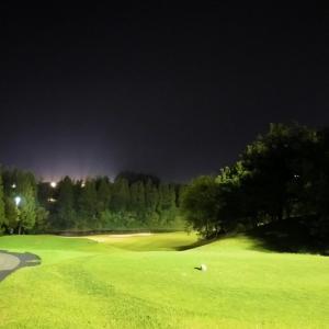【年間ベストタイ】メンタル強化!市原ゴルフクラブでナイターラウンド