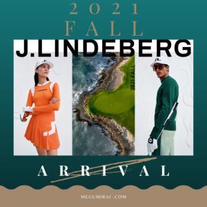 2021秋冬新作まとめ| J .LINDEBERG(ジェイリンドバーグ)の秋冬ウェア(レディース)