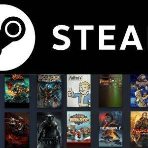 【STEAM】PCでゲームをするならSTEAMを使ってみよう!