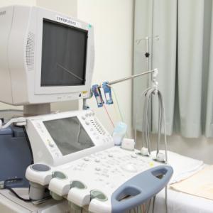 細胞診(穿刺吸引)と超音波検査(2020/8/3)