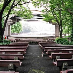 野外小音楽堂 Open-air small concert hall