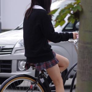 【画像】自転車JK 13