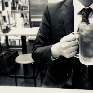 ひとり飲み始めたのは・・・