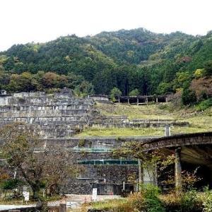 神子畑(みこばた)選鉱場跡 2020.10.28