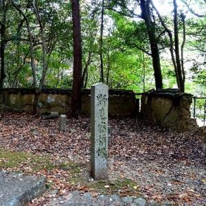 相撲の元祖を祀る野見宿禰神社 2020.11.24