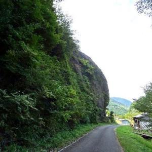 荼木原の大岩 2021.09.24