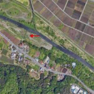 幣山地区・橋の痕跡