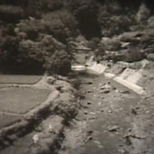 串川の発電所