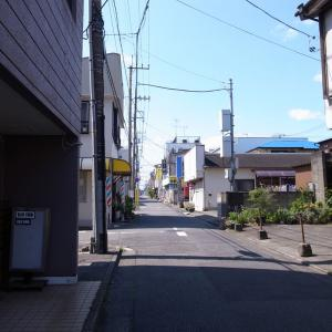 鶴間駅裏商店街