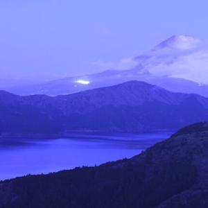 大観山 星空と朝日を撮りに行こう! カメラとお出かけ_2020.12②