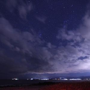 真鶴岬 星空と朝日を撮りに行こう! カメラとお出かけ_2020.12①