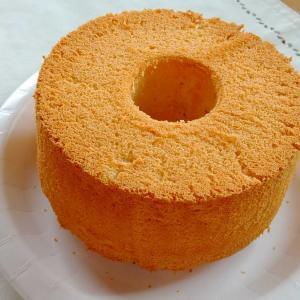 シフォンケーキの日々