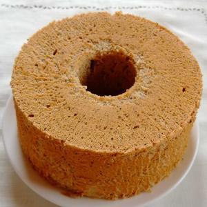 シフォンケーキやら連休やら