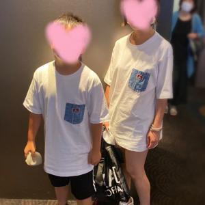 親子コーデ Big Tシャツ