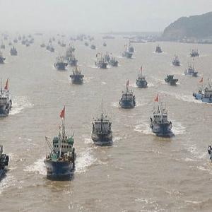 警報】中国国防相が訪日画策 一方で中国船に漁場を荒らされ漁民の怒り爆発
