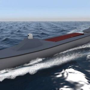 これが未来の海軍の姿? 開発中のSeaTrain/海上列車構想