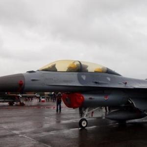 台湾空軍のF16戦闘機が墜落 原因は空間失調症か? 更に中共がフェイク拡散