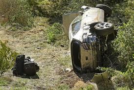 ◇タイガーウッズが事故るも過失無しか 乗っていたヒュンダイに注目 反応アリ