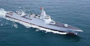 中共の新型艦が対馬海峡に出現 対する日本の新鋭艦配備