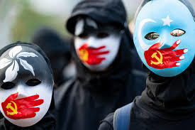 ウイグル人権侵害決議 vs 中共反外国制裁法 また日豪武器等防護への準備完了へ