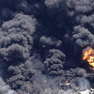 湖北省の市場の大ガス爆発から 台山原発の放射能漏れまで