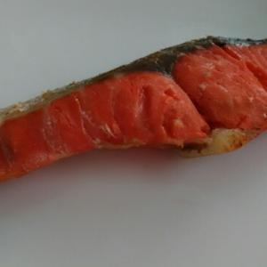 トースターで『鮭の塩焼き』~パリッとジューシー~