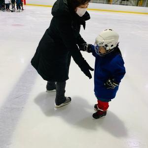 今日は練習日でした!@江守記念星置スケート場