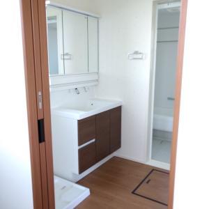 【入居前WEB内覧会】2階洗面所とお風呂