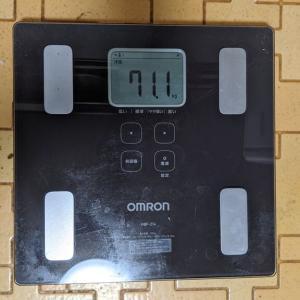 【閲覧注意】現在の体型と体重