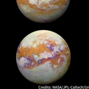 "【NASA】衛星タイタンの大気に""奇妙な""ガス分子を発見 ― 'Weird' Molecule in Titan's Atmosphere 【海外科学英語記事解説】"