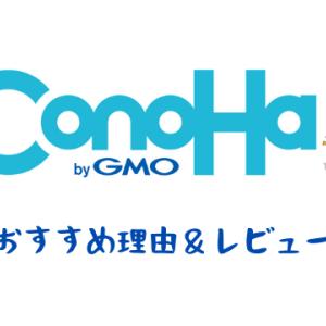 【副業】Web媒体・ブログを作るなら ConoHa WINGがおすすめ【レビュー】