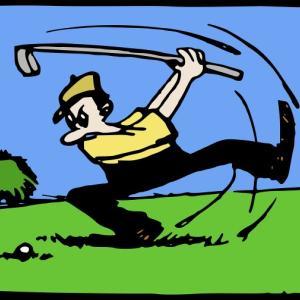羊サラリーマンのゴルフ道その⑦