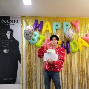 ユノ、Happy  Birthday〜カムバもお疲れ様でした(ちょこっと胸痛その後)〜