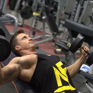 胸(大胸筋)トレーニング