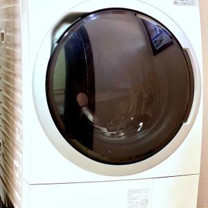 Panasonic パナソニック ドラム式洗濯乾燥機 クリスタルホワイト NA-VX900B R-W を遂に購入
