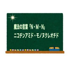 魔法の言葉「NMN」ニコチンアミド・モノヌクレオチド