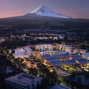 トヨタ「コネクティッド・シティ」2021年2月23日に着工の方針