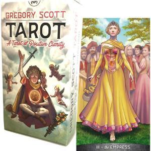 【タロットカード】グレゴリー スコット タロット