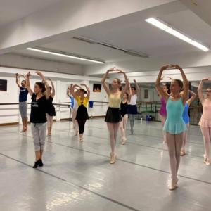 バレエを習えば本当は今より足が細くなるはずなのに?太くなる原因を解剖学的に追及②