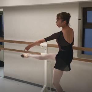 バレエで5つのポジションをアンディオール筋を使って可動域をつけると、どうなる?