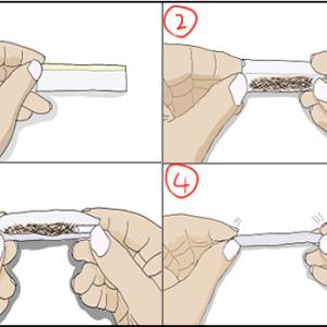 単純だけど難しい手巻きタバコ、巻き方(Roll Your Own)と巻くコツ