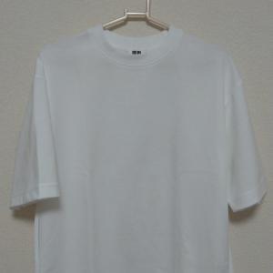 2020年 買ってよかった商品 ②ユニクロ エアリズムコットンオーバーサイズTシャツ