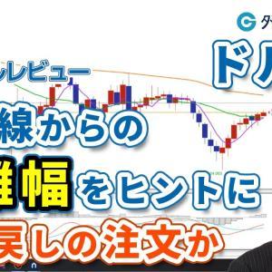 #FX #投資 FX「ドル/円 長期線からの乖離幅をヒントに買い戻しの注文か」明快!テクニカルレビュー 2020/9/30